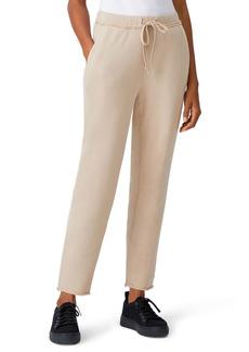 Eileen Fisher Tie Waist Crop Pants