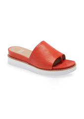 Eileen Fisher Touch Platform Sandal (Women)