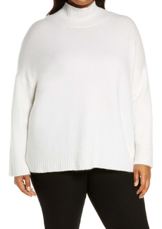 Eileen Fisher Turtleneck Box Top (Plus Size)