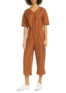 Eileen Fisher V-Neck Jumpsuit
