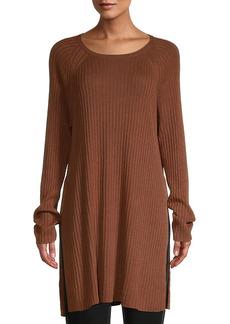 Eileen Fisher Organic Linen & Organic Cotton Tunic