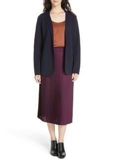 Eileen Fisher Pleat Skirt