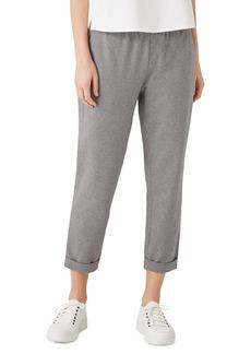 Eileen Fisher Slim-Fit Crop Pants