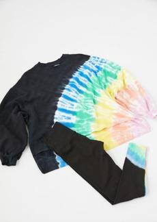 Electric & Rose Neil Tie-Dye Crew Neck Sweatshirt
