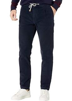 Eleventy Cotton Moleskin Pants