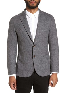 Eleventy Slim Fit Wool Blend Sport Coat
