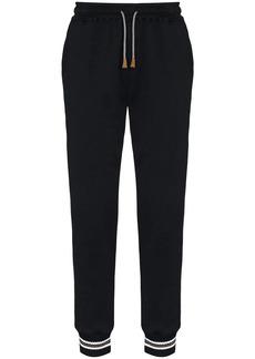 Eleventy tapered-leg track pants