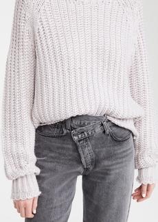 En Saison Chunky Knit Sweater