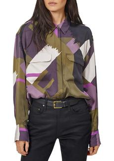 Equipment Melanni Silk Button-Up Shirt