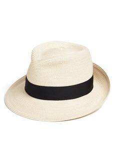 Eric Javits Classic Squishee® Packable Fedora Sun Hat