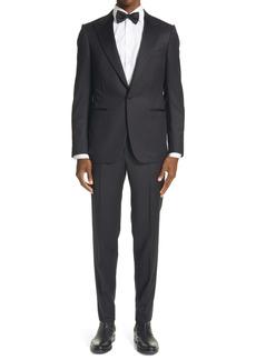 Ermenegildo Zegna Micronsphere Wool Tuxedo