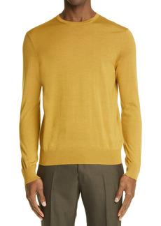 Ermenegildo Zegna Ermengildo Zegna Cashseta Cashmere & Silk Sweater