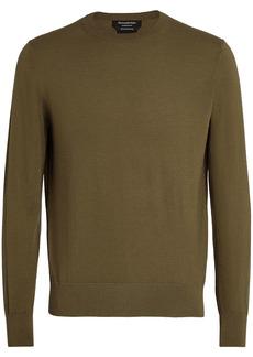 Ermenegildo Zegna fine-knit wool jumper
