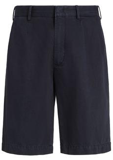 Ermenegildo Zegna mid-rise knee-length shorts