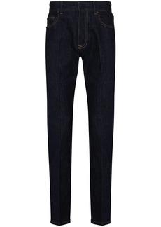 Ermenegildo Zegna mid-rise slim-fit jeans