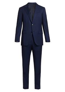 Ermenegildo Zegna Multi-Season Wool Suit