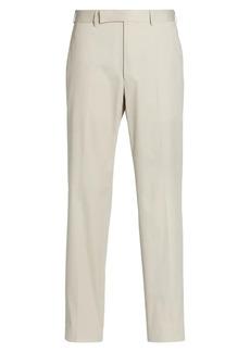 Ermenegildo Zegna Premium Cotton Stretch Trousers