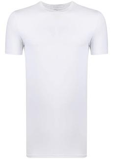 Ermenegildo Zegna short-sleeved round neck T-shirt