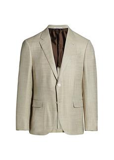 Ermenegildo Zegna Wool & Silk Sportcoat