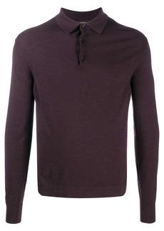 Ermenegildo Zegna wool polo neck top