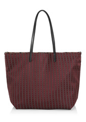 Etro East West Reversible Studded Paisley Tote