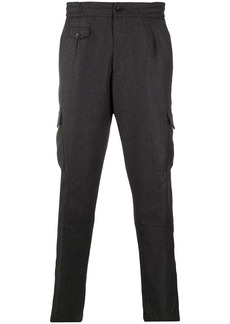 Etro tapered cargo trousers
