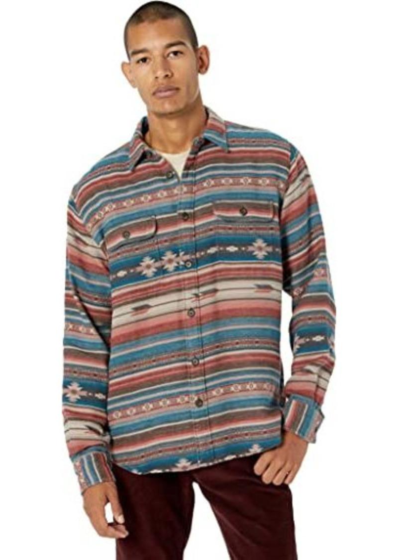 Faherty Canyon Overshirt