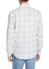 Faherty Everyday Plaid Regular Fit Shirt