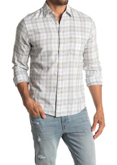Faherty Everyday Plaid Slim Fit Shirt