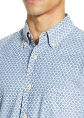 Faherty Everyday Short Sleeve Button-Down Shirt