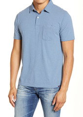 Faherty Brand Feeder Stripe Polo