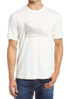 Faherty Brand Surf Graphic Tee