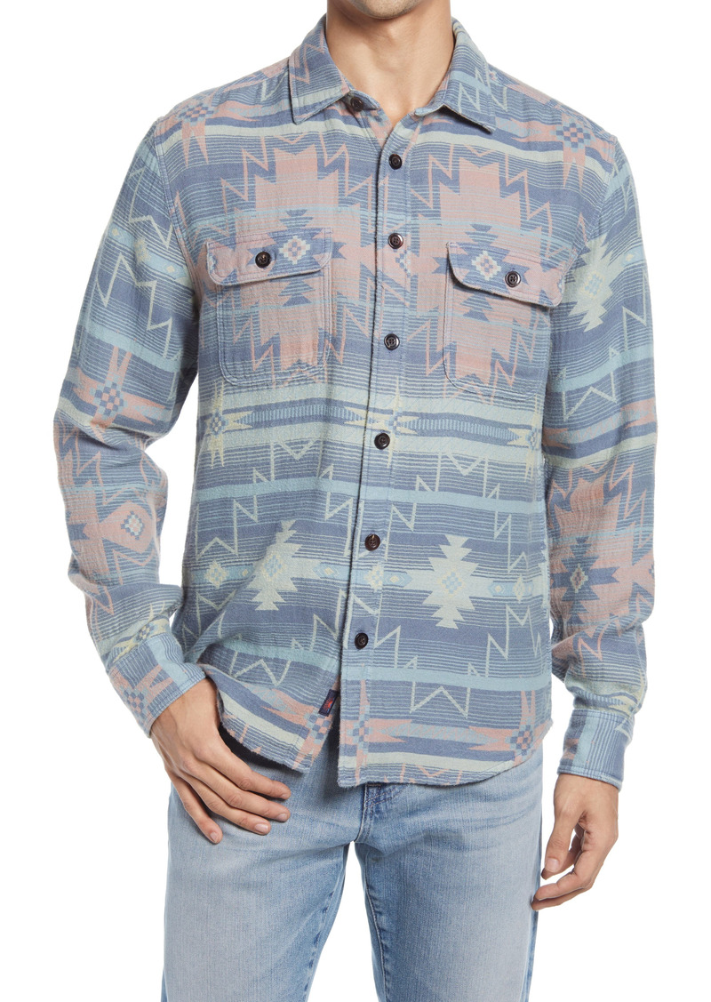 Faherty Brand The Canyon Overshirt