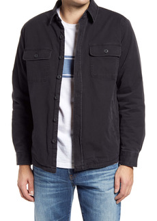 Faherty CPO Stretch Blanket Lined Jacket