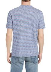 Faherty Indigo Pocket T-Shirt