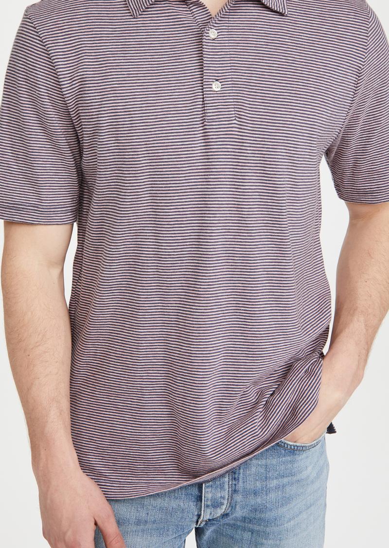 Faherty Isle Polo Shirt