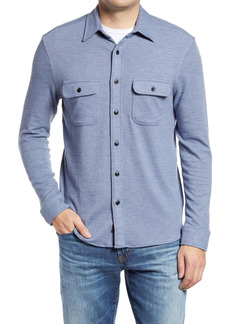 Faherty Legend Button-Up Shirt