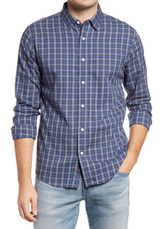 Faherty Movement Button-Up Shirt