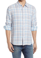 Faherty Regular Fit Reversible Button-Up Shirt