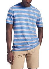 Faherty Sunwash Stripe T-Shirt