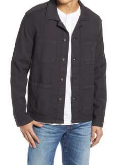 Faherty Terry Chore Jacket