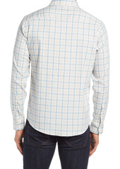 Faherty The Movement Plaid Button-Up Shirt