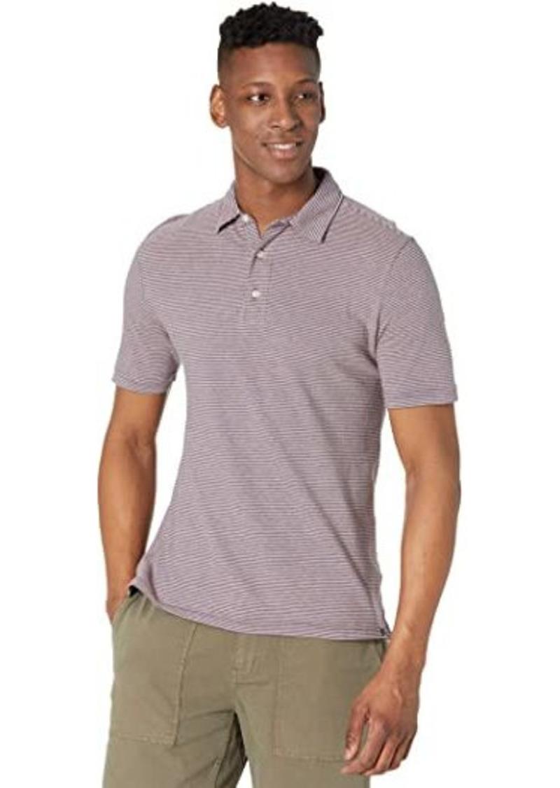 Faherty Isle Short Sleeve Polo
