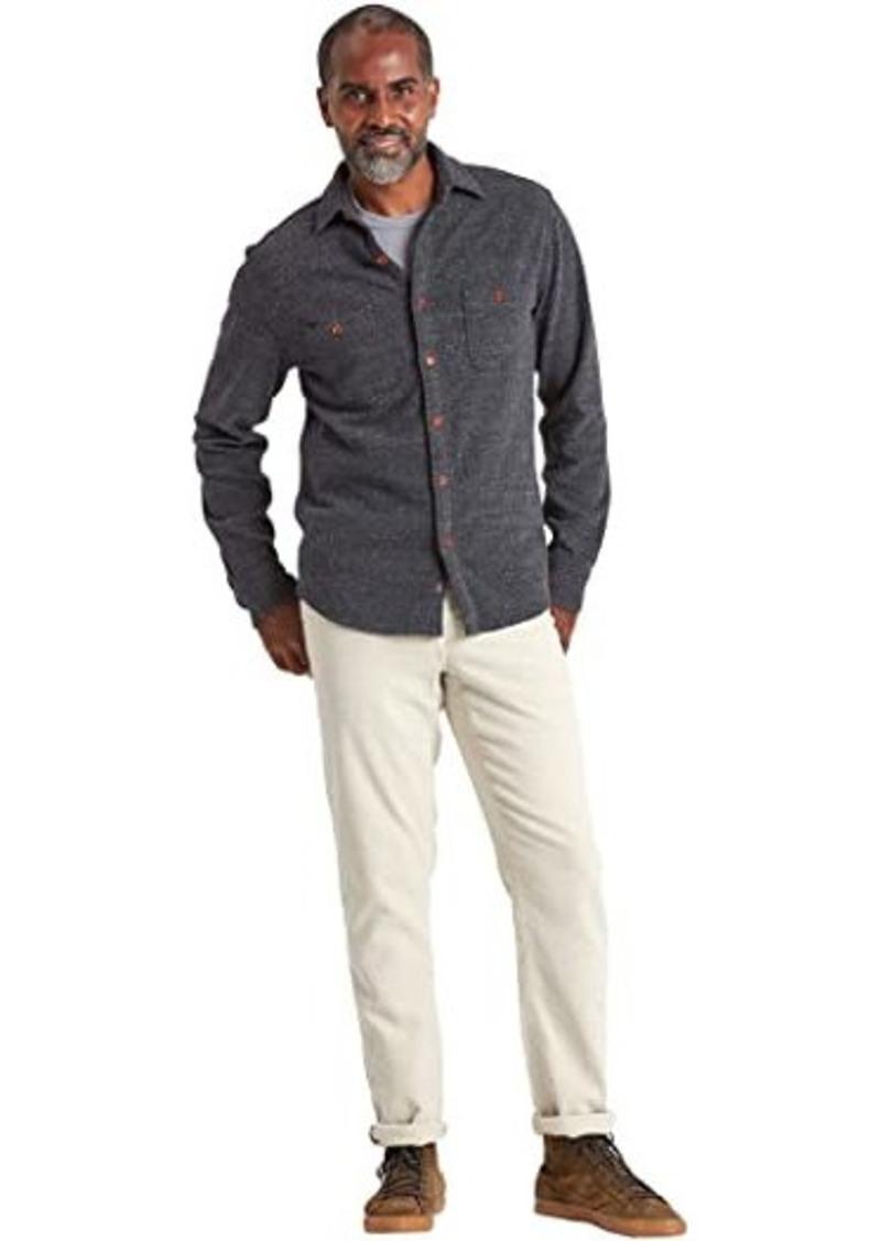 Faherty Knit Alpine Shirt