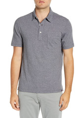 Faherty Perfect Regular Fit Jersey Polo
