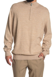 Faherty Sconset Half Zip Sweater