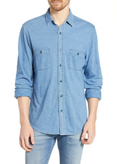 Faherty Seasons Regular Fit Cotton Shirt