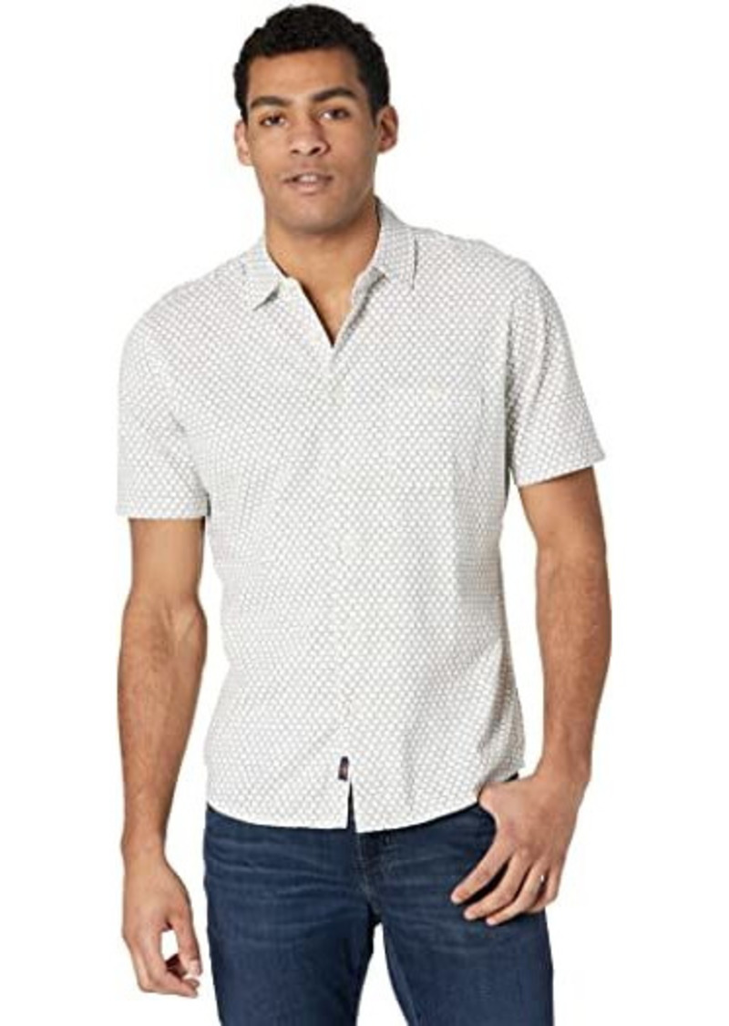 Faherty Short Sleeve Knit Coast Shirt