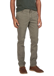 Faherty Stretch Canvas Trousers