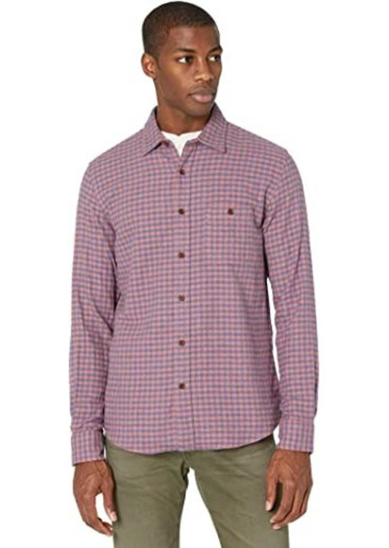 Faherty Stretch Seaview Flannel